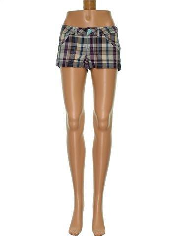 Short mujer H&M 36 (S - T1) verano #1509397_1
