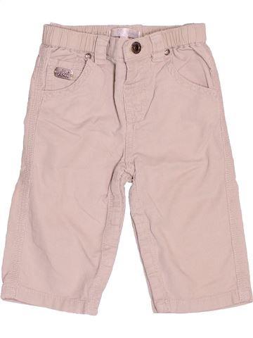 Pantalon garçon KITCHOUN rose 6 mois hiver #1509531_1