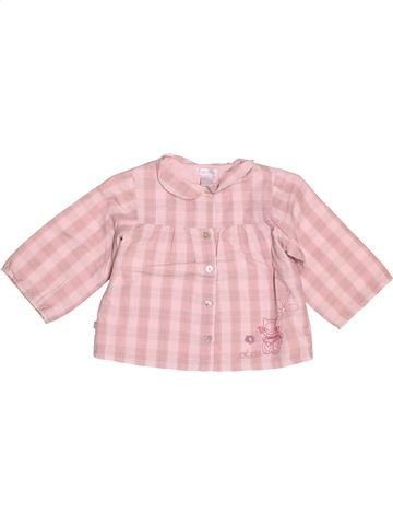 Blusa de manga larga niña OBAIBI violeta 12 meses invierno #1509543_1