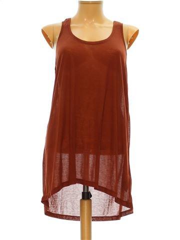 Camiseta sin mangas mujer H&M S verano #1509629_1