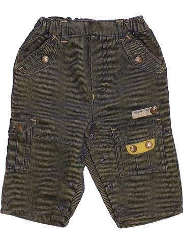 Pantalón niño SERGENT MAJOR marrón 6 meses invierno #1510544_1