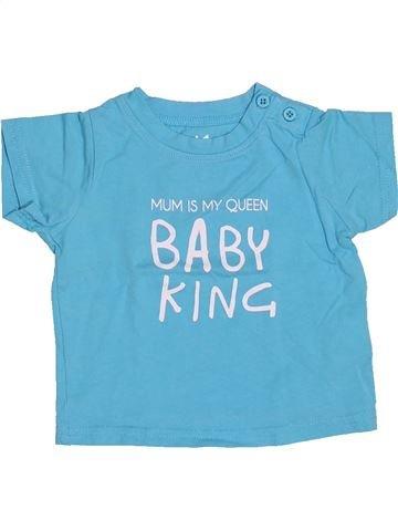 Camiseta de manga corta niño TAPE À L'OEIL azul 6 meses verano #1510781_1