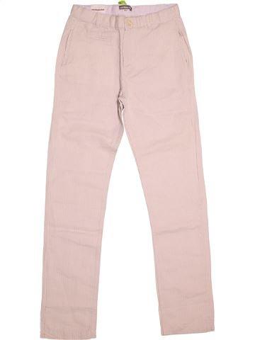 Pantalon garçon VERTBAUDET violet 12 ans été #1511360_1