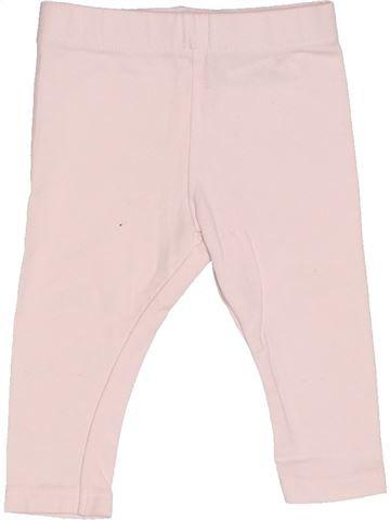 Legging niña KIABI rosa 6 meses verano #1511679_1