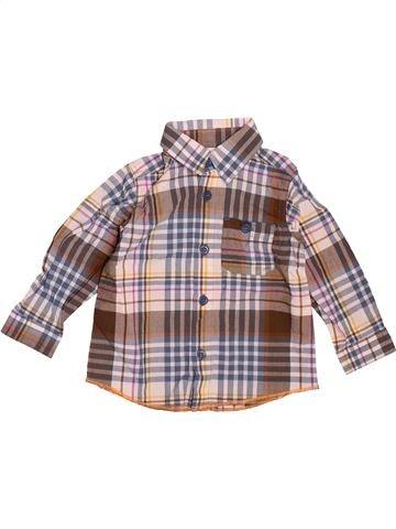 Camisa de manga larga niño PETIT BATEAU rosa 18 meses invierno #1511725_1