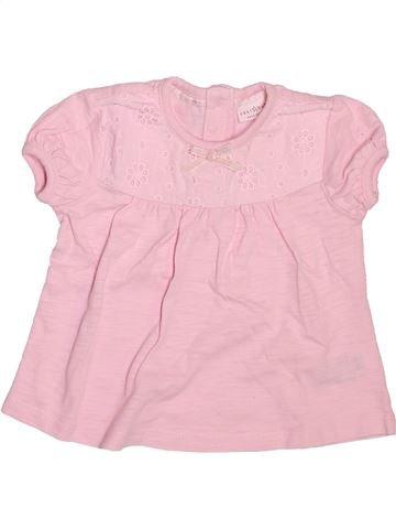 T-shirt manches courtes fille NEXT rose 6 mois été #1511894_1