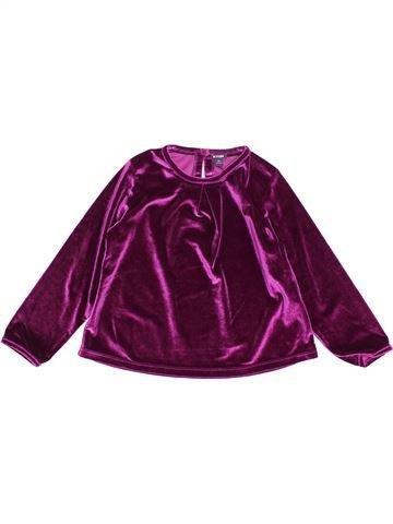 jersey niña KIABI violeta 5 años invierno #1512294_1