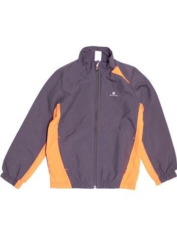 Sportswear garçon DOMYOS violet 8 ans hiver #1514846_1