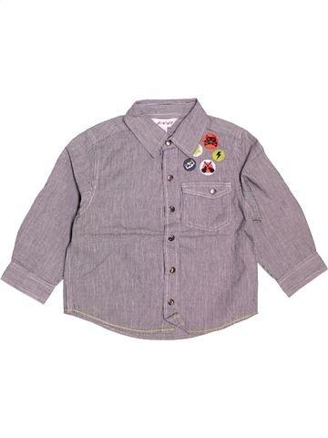 Chemise manches longues garçon KIABI gris 2 ans hiver #1515395_1