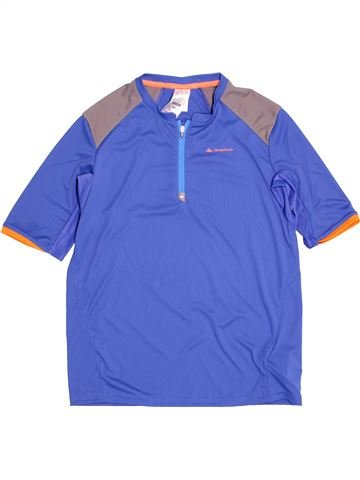 Sportswear garçon QUECHUA bleu 14 ans été #1515491_1