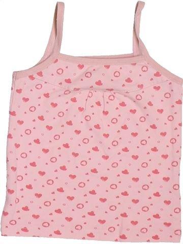 Camiseta sin mangas niña VERTBAUDET violeta 2 años verano #1517613_1