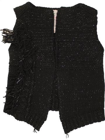 Gilet fille GARCIA JEANS noir 15 ans hiver #1518673_1