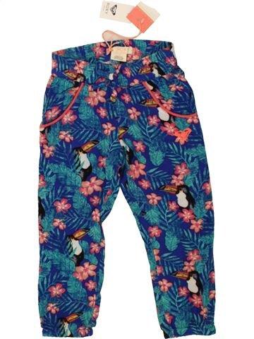 Pantalon fille ROXY bleu 2 ans été #1518699_1