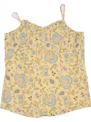 Robe fille OKAIDI beige 12 ans été #1519548_1