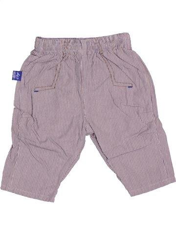 Pantalon garçon SUCRE D'ORGE violet 1 mois hiver #1519988_1