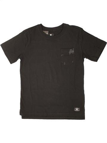 T-shirt manches courtes garçon DC SHOES noir 12 ans été #1520935_1