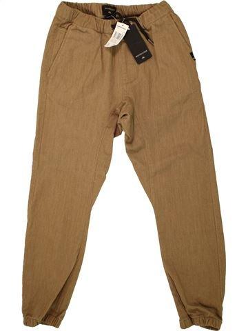 Pantalon garçon QUIKSILVER marron 10 ans hiver #1521036_1
