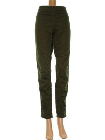 Pantalon femme H&M 42 (L - T2) été #1522417_1
