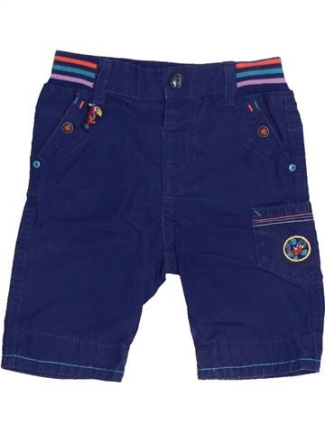 Short - Bermuda garçon SERGENT MAJOR bleu 6 mois été #1522600_1