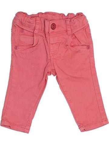 Pantalón niña HEMA rosa 3 meses invierno #1522727_1