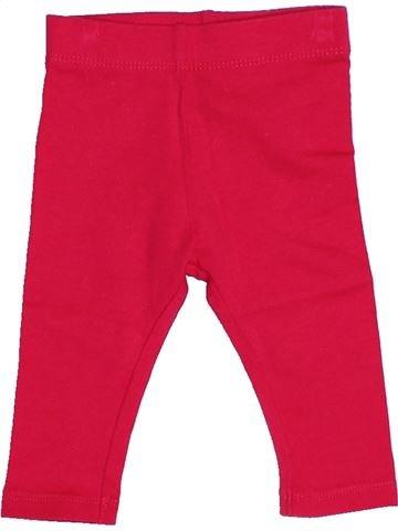 Legging fille KIABI rouge 6 mois hiver #1522917_1