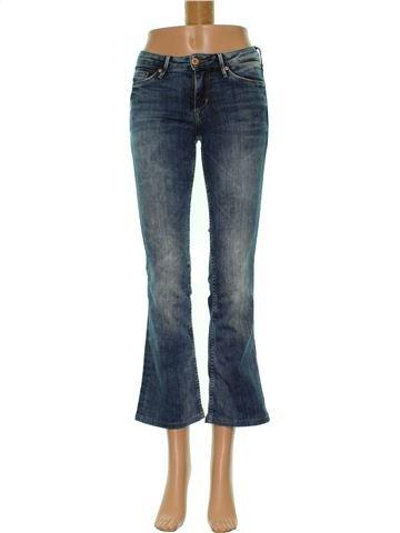 Pantalon femme H&M 34 (S - T1) été #1524688_1