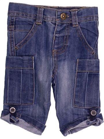 Pantalon garçon TAPE À L'OEIL bleu 3 mois été #1525027_1