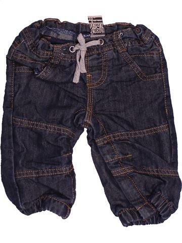 Pantalon garçon TAPE À L'OEIL beige 3 mois hiver #1525053_1