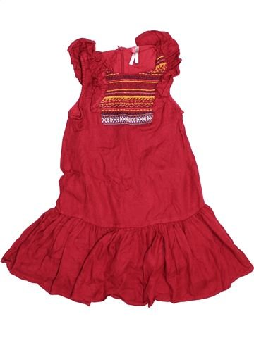 Robe fille ORCHESTRA rouge 8 ans hiver #1525064_1