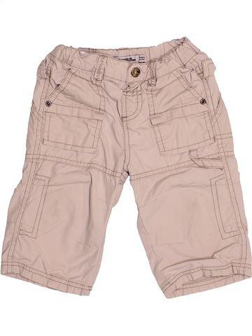 Pantalon garçon TAPE À L'OEIL beige 12 mois été #1525103_1