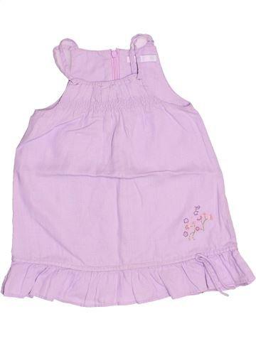 Robe fille OKAIDI rose 12 mois été #1525340_1