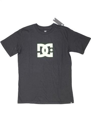 T-shirt manches courtes garçon DC SHOES gris 14 ans été #1526367_1