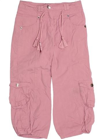 Pantalon fille SERGENT MAJOR rose 3 ans été #1526885_1