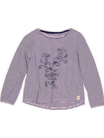 T-shirt manches longues fille SERGENT MAJOR violet 8 ans hiver #1527268_1