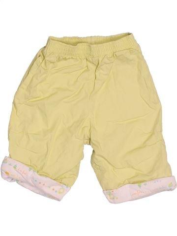Pantalon fille SUCRE D'ORGE vert 1 mois été #1528091_1