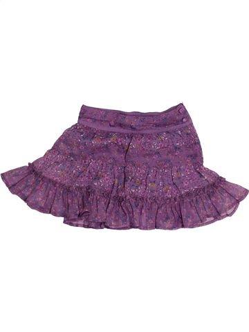 Jupe fille TAPE À L'OEIL violet 4 ans été #1528456_1