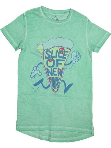 Camiseta de manga corta niño NEXT verde 9 años verano #1528944_1