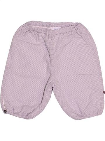 Pantalón niño JACADI rosa 6 meses verano #1529423_1