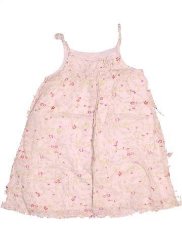 Vestido niña LISA ROSE rosa 4 años verano #1529491_1