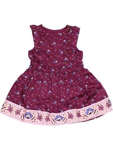 Robe fille SERGENT MAJOR violet 2 ans hiver #1529944_1