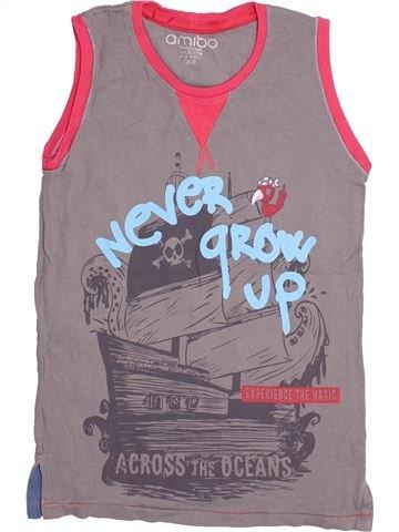 Top - Camiseta de tirantes niño AMIGO gris 8 años verano #1530862_1