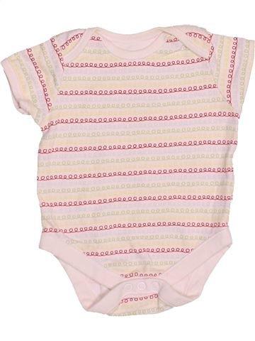 Camiseta de manga corta niño DISNEY rosa 6 meses verano #1531077_1