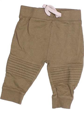 Pantalon garçon PEACOCK'S marron 3 mois hiver #1531565_1