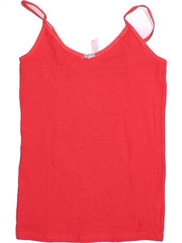 Camiseta sin mangas niña HEMA rojo 10 años verano #1531589_1