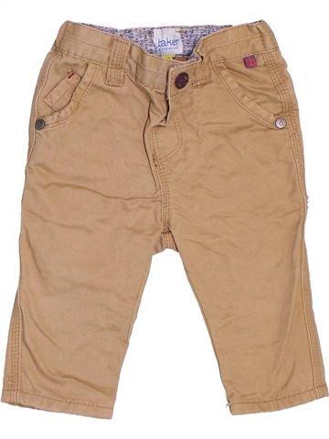 Pantalon garçon BAKER marron 6 mois été #1531762_1