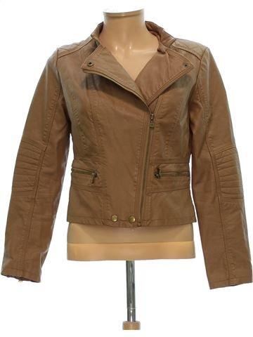 Vestes cuir simili femme CACHE-CACHE M hiver #1531850_1