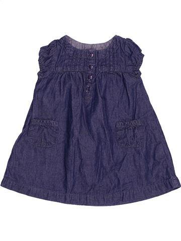 Robe fille BOUT'CHOU bleu 6 mois été #1532280_1