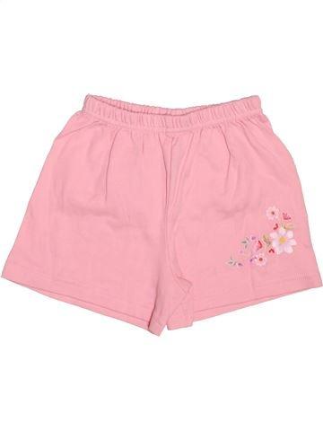 Short-Bermudas niña DISNEY beige 3 años verano #1532749_1
