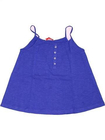 Camiseta sin mangas niña LISA ROSE azul 10 años verano #1533861_1