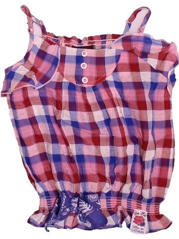 Blusa de manga corta niña CATIMINI rosa 8 años verano #1534373_1